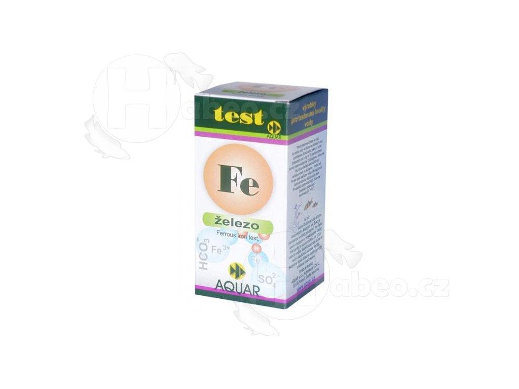 test Fe (železo) 20 ml