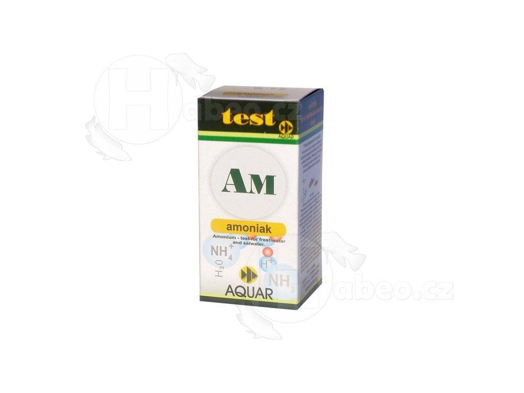 Test AM (amoniak) 20 ml