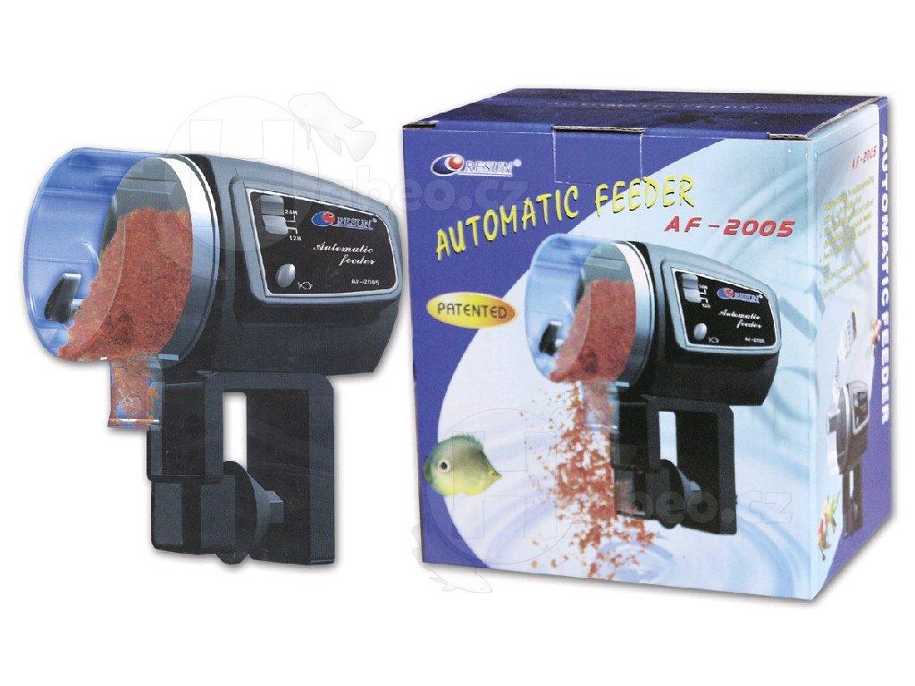 Automatické krmítko AF-2005 12/24h