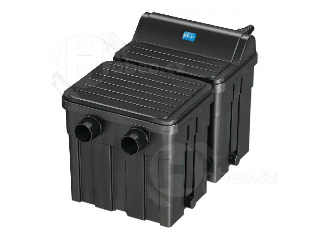 Hailea G16000 kanystrový pond filtr s UV