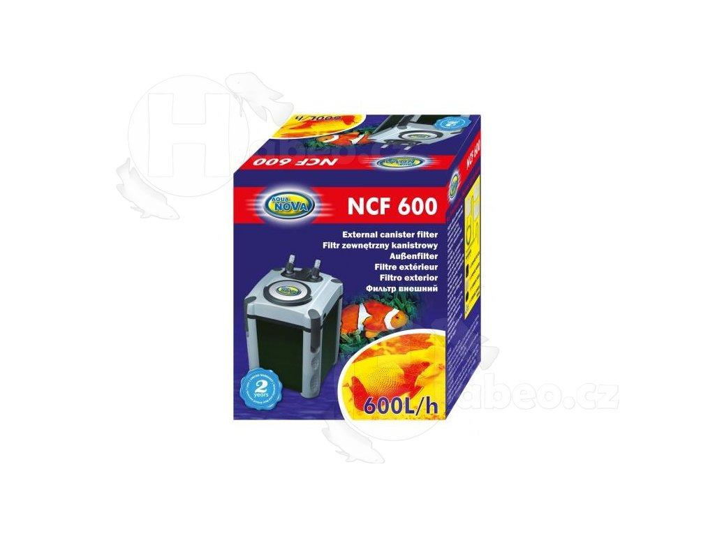 AQUA NOVA vnější filtr NCF-600
