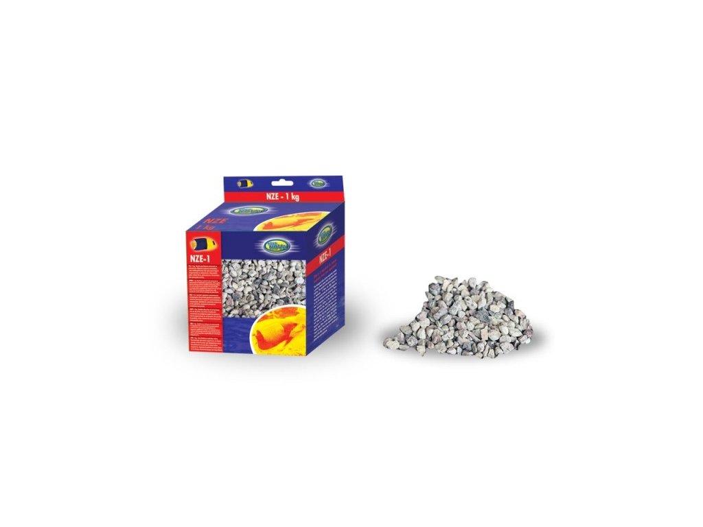 Zeolit 1 kg náplň do filtrace filtrační médium kámen