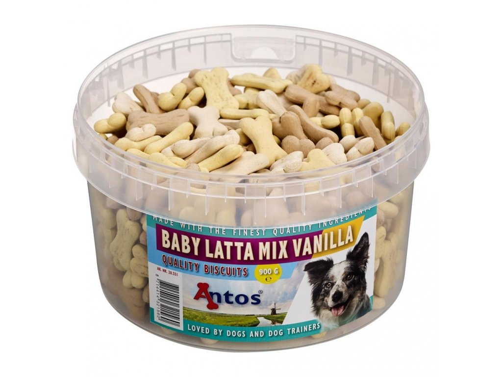 baby latta mix vanille 900 gr 1563861859