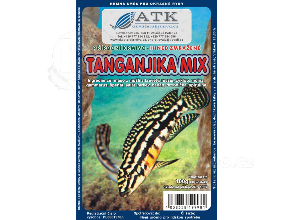 Tanganjikamix