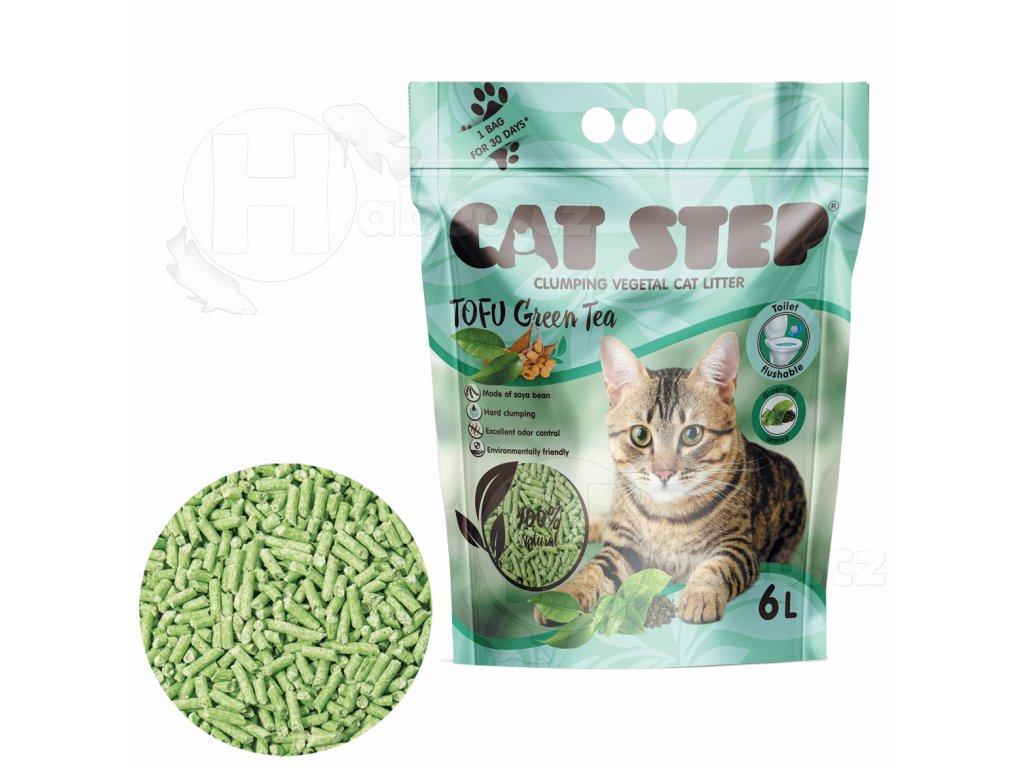 Cat Step Tofu Green Tea 2,7kg, 6l