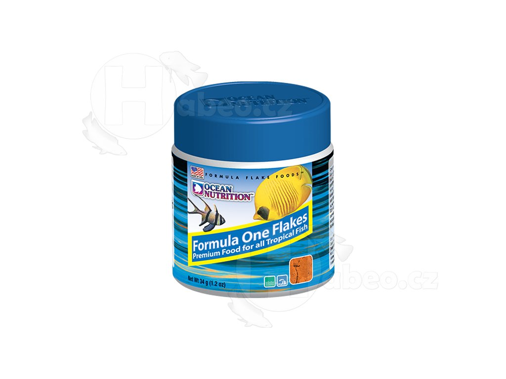 Ocean Nutrition Formula One Flakes