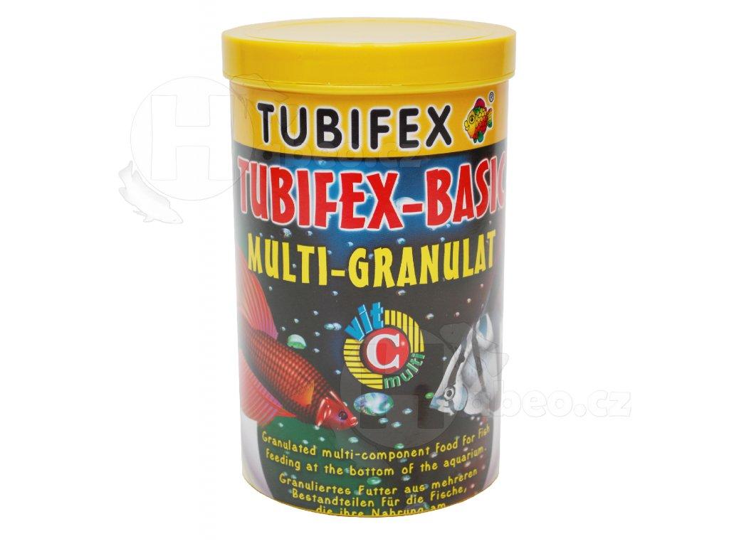 Tubifex-Basic Granulat