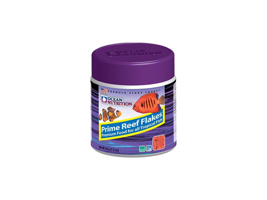 Prime Reef Flakes 34 g - krmivo pro mořské ryby krmivo pro mořské ryby tropické rybičky akvarijní rybky krmivo krmení