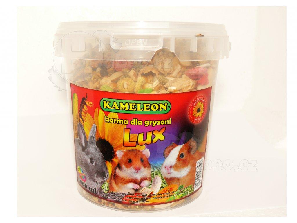 Kameleon - LUX - Prémiový mix pro hlodavce 1000 ml habeo.cz