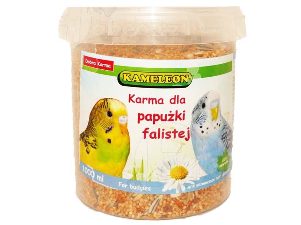 Kameleon - krmivo pro andulky 1000 ml habeo.cz