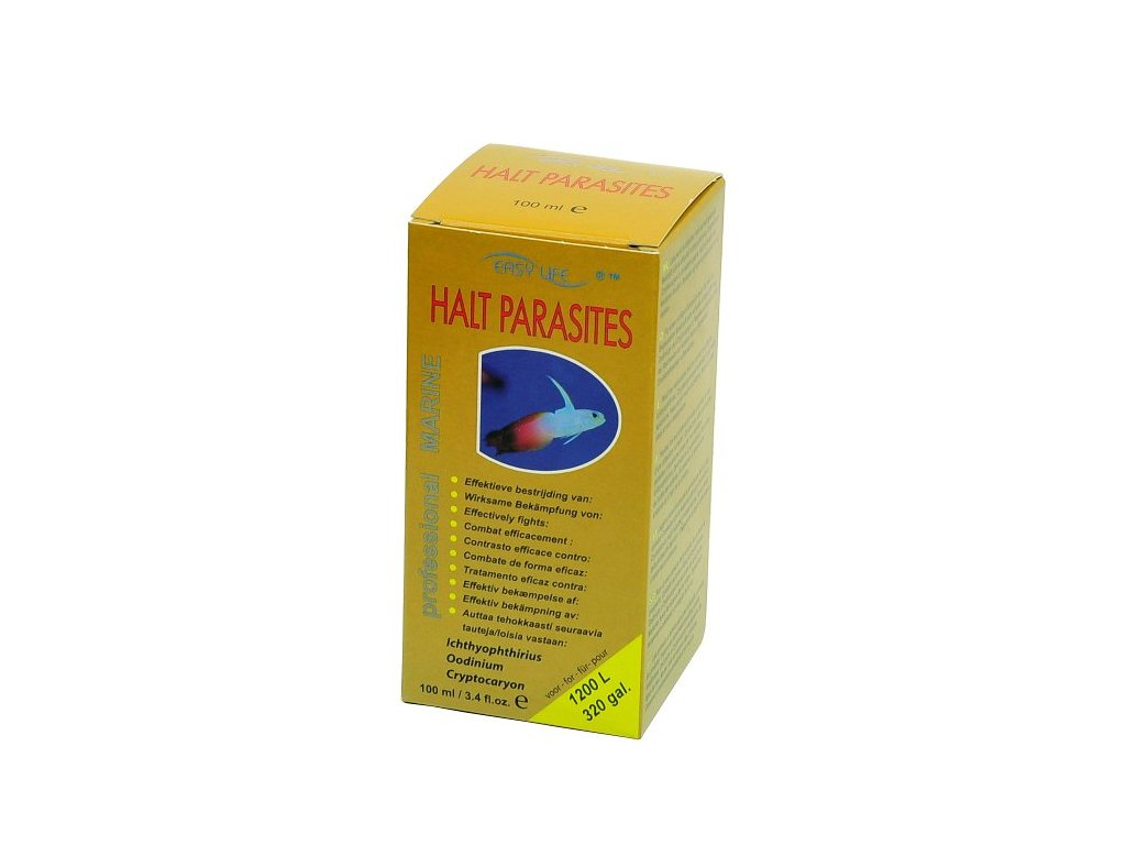Easy Life Halt Parasites 100 ml, na 1200 l