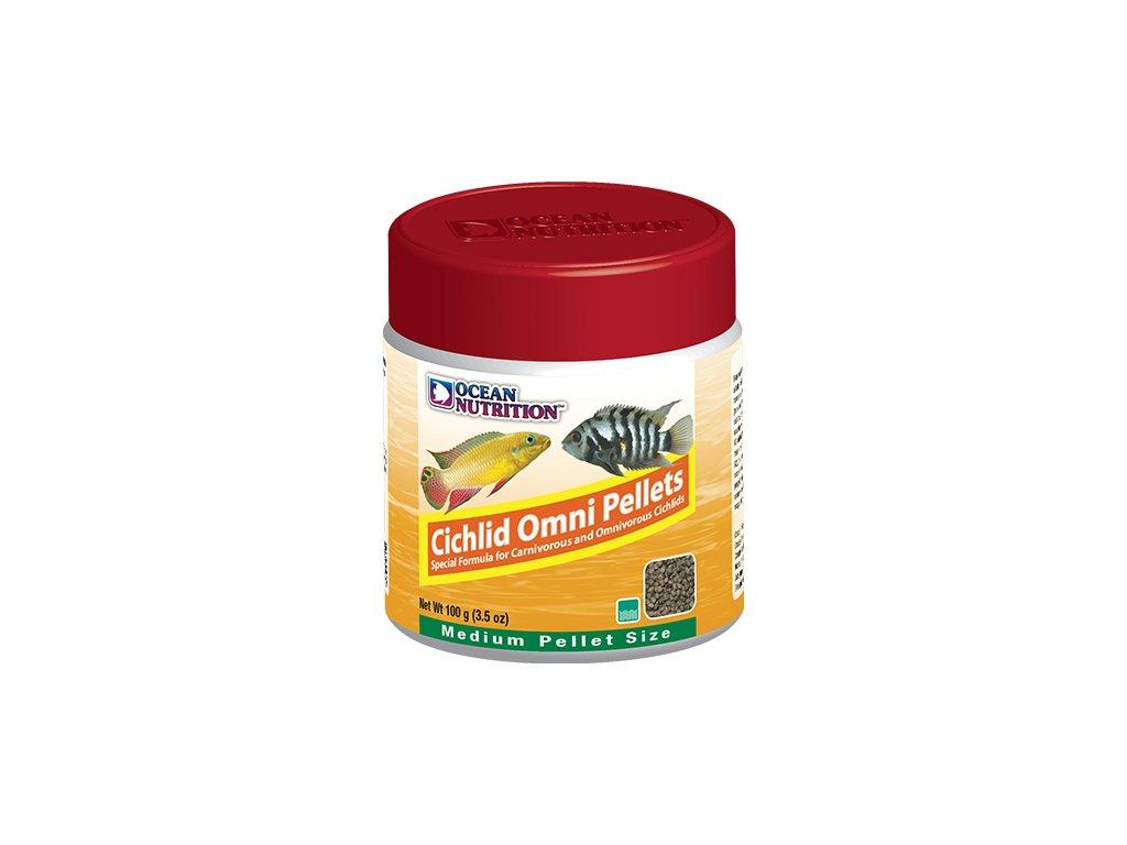Ocean Nutrition Cichlid Omni Pellets Medium 100g