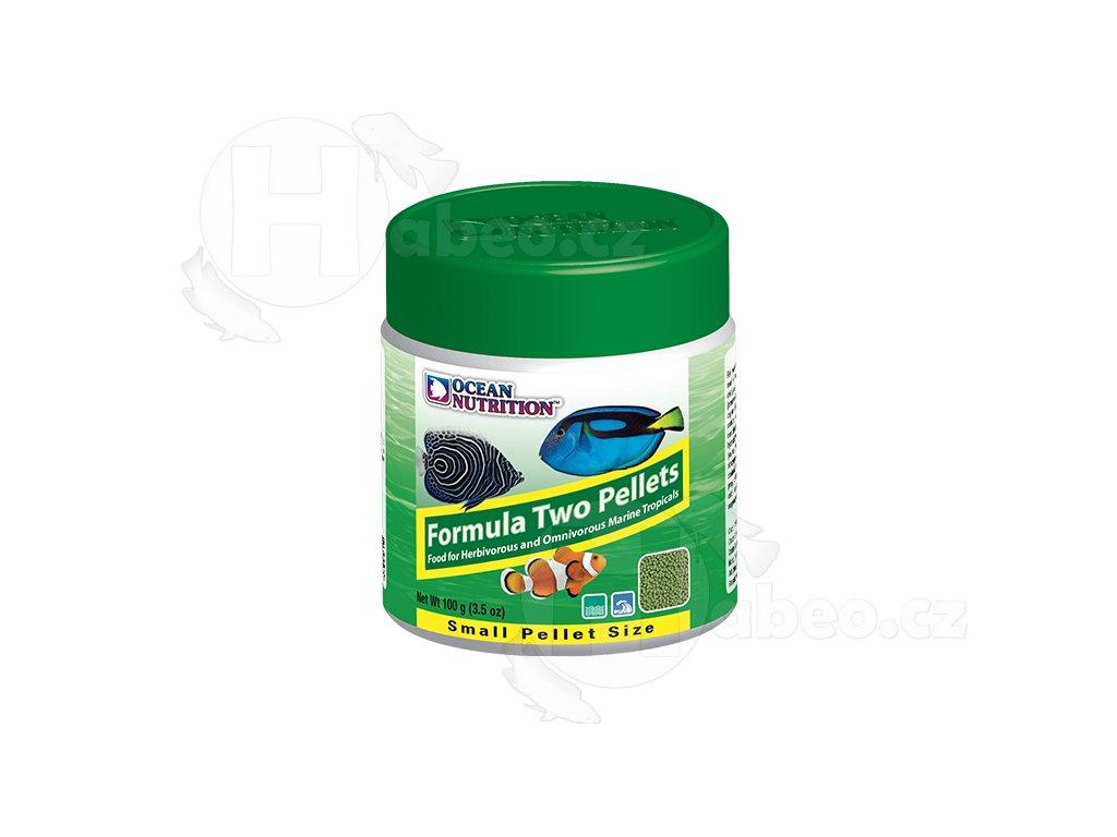 Ocean Nutrition Formula Two Pellets Small 100g