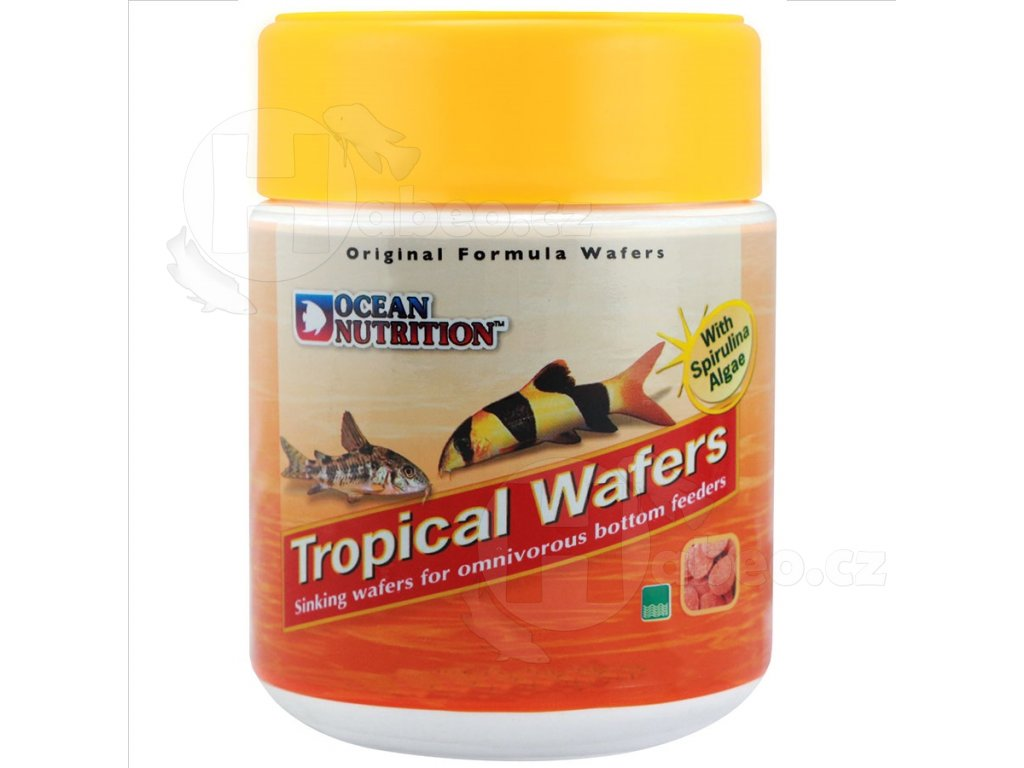 Tropical wafers