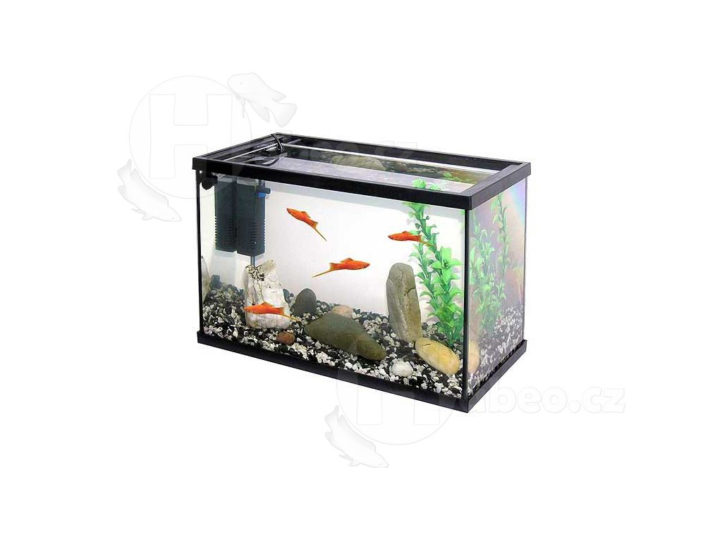 Akvárium set PACIFIC KID 40 x 20 x 25 cm - 20 l bez osvětlení