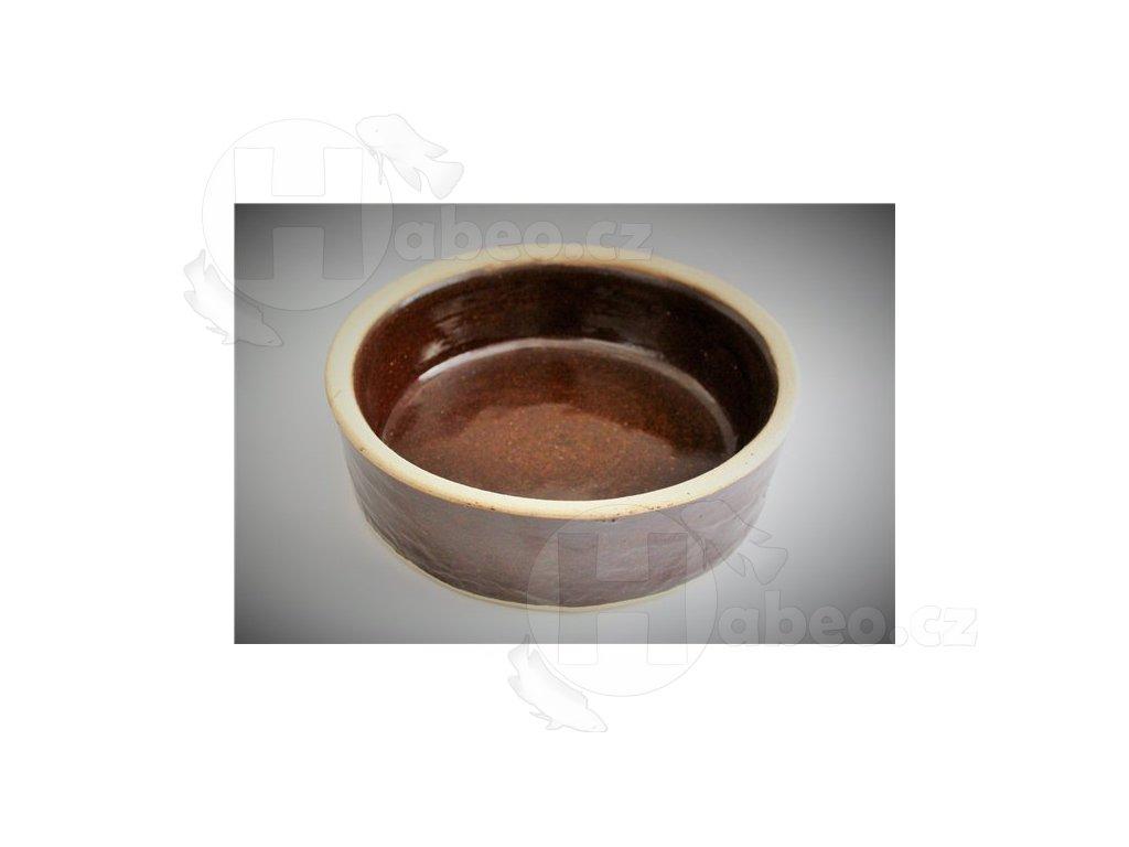 psi miska stredni keramika