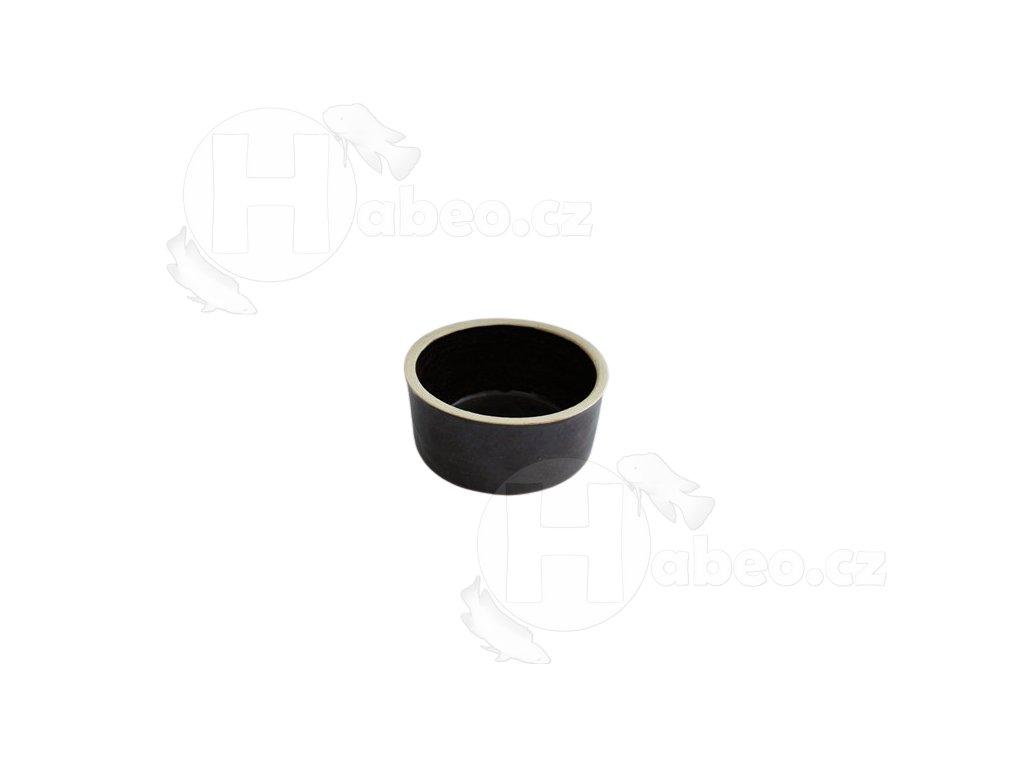 Miska keramická - krmítko jednoduché 0,5l