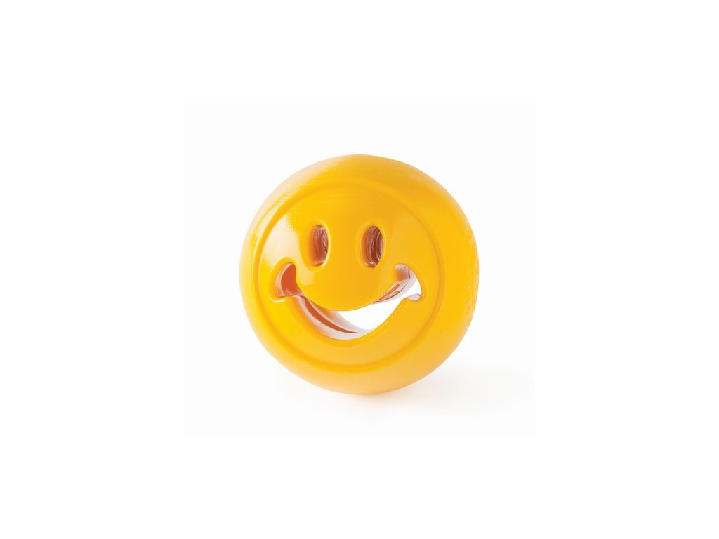 Orbee-Tuff® Nook Smajlík  žlutý 6,25cm
