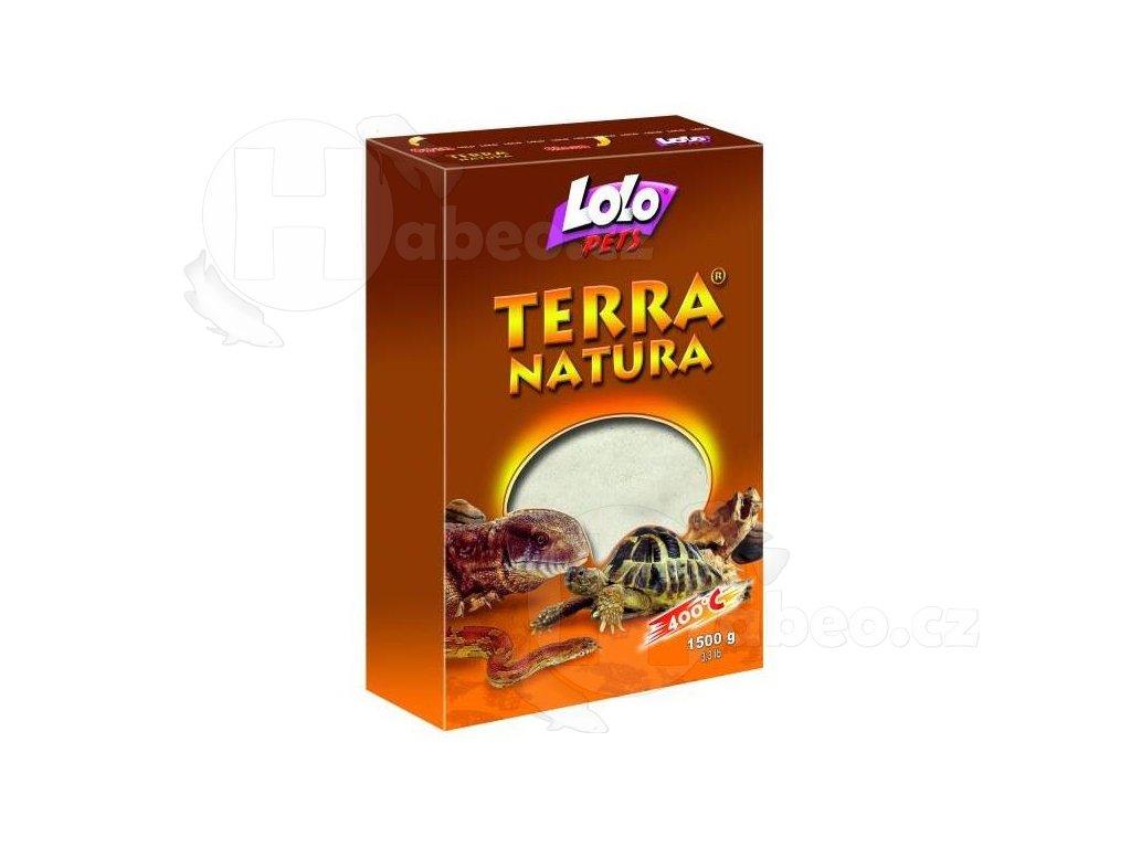 Terarijní písek 1,5 kg habeo.cz