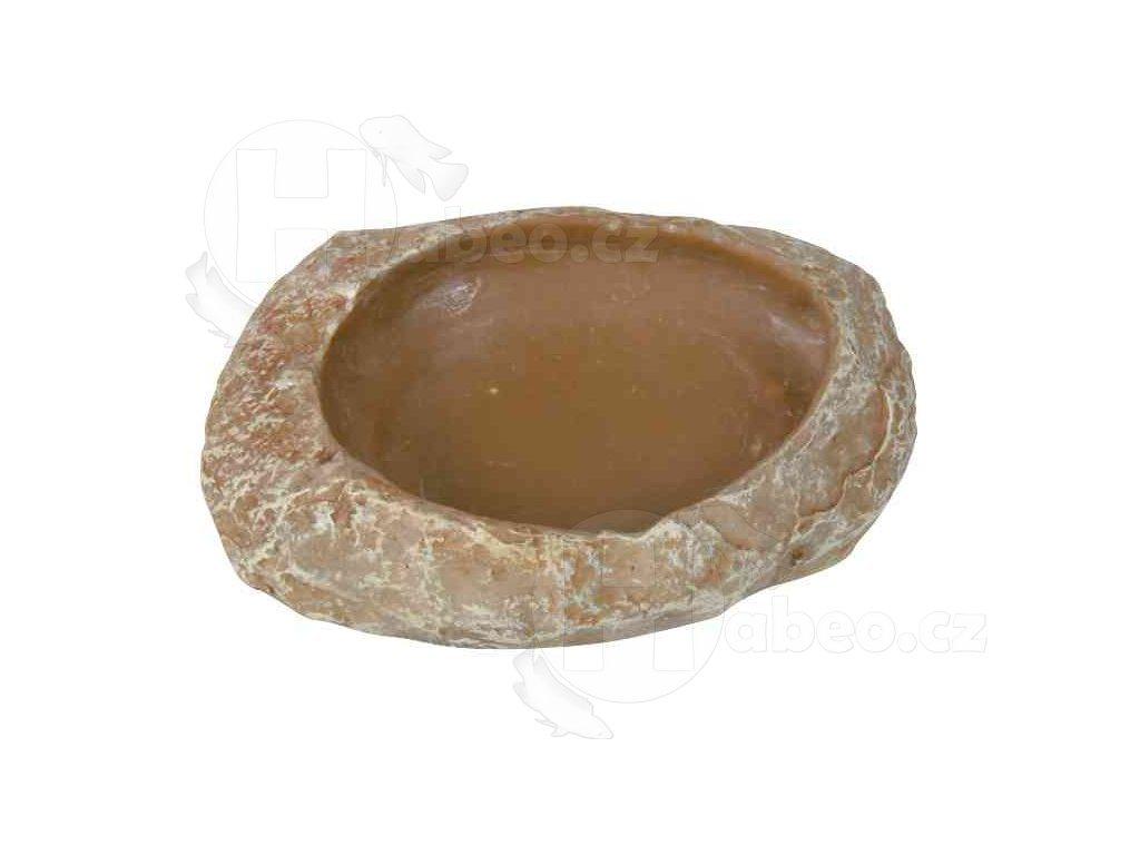 Terarijní miska na vodu nebo vodní gel 6 x 1, 5 x 4, 5 cm habeo.cz  miska do terária