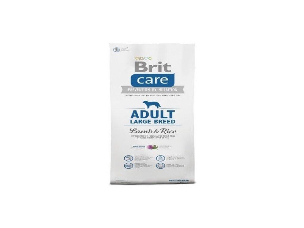 BRIT CARE 3 kg ADULT L+R LB granule pro psy