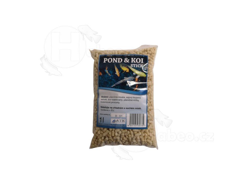 Koi pond stick 1l 4mm