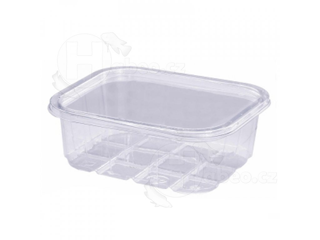 Plastová vanička průhledná (500ml)