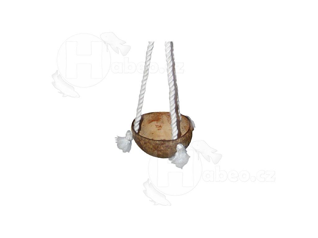 Kokosová miska závěsná