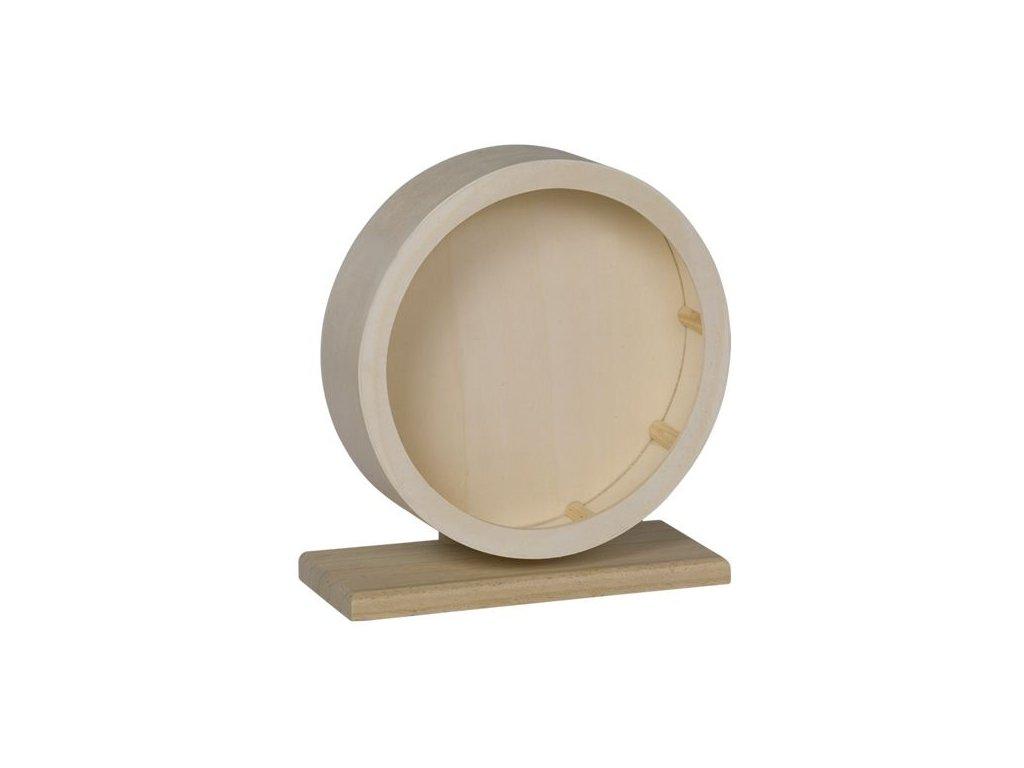 Nobby Woodland dřevěný tichý kolotoč pro hlodavce 22cm