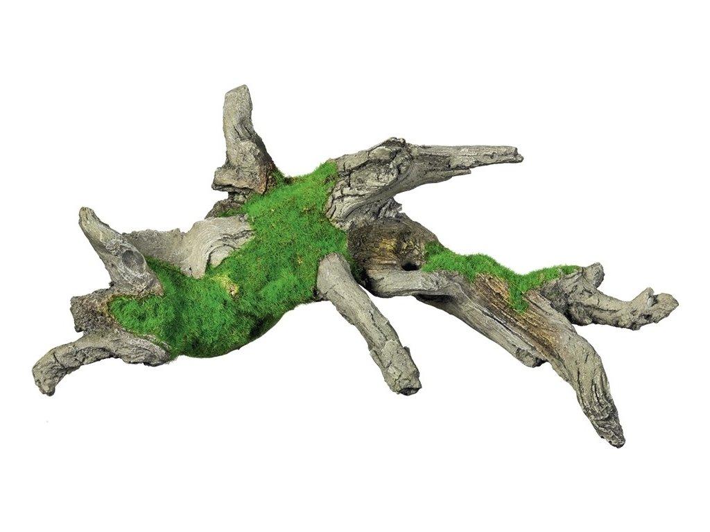 Nobby akvarijní dekorace kořen s mechem 27,8 x 13,7 x 13 cm