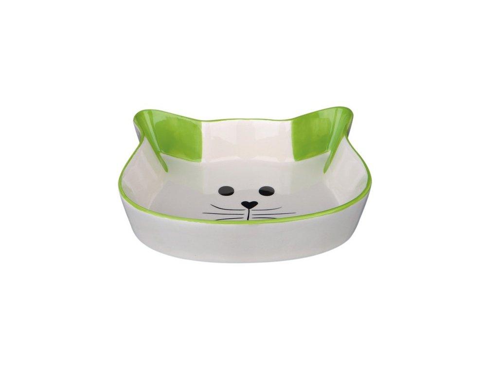 Keramická miska kočičí hlava 0,25l