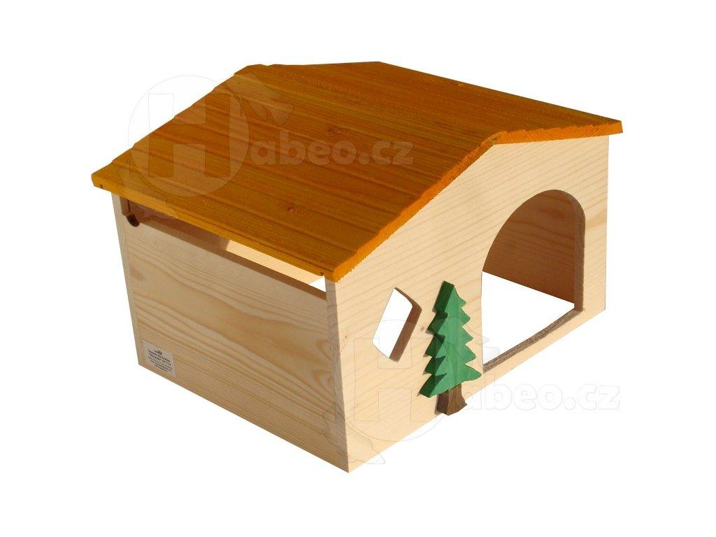 Domeček pro králíka 65605e62589c42b2e5de2e6b9e5d1a2d