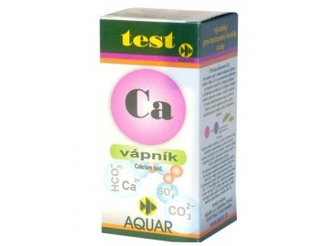 Test Ca (vápník) 20 ml