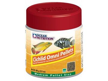 Ocean Nutrition Cichlid Omni Pellets Medium 200g
