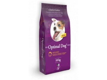 Delikan Dog Optimal hovězí 10 kg