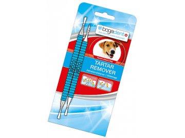 BOGAR bogadent TARTAR REMOVER, pes, 2 ks odstraňovač zubního kamene pro psy