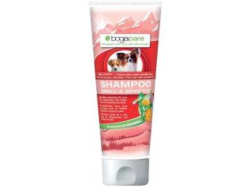BOGAR bogacare SHAMPOO SMALL a SENSITIVE, pes, 200 ml