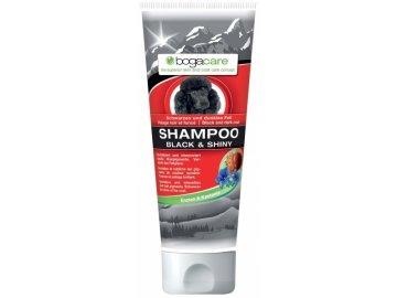 BOGAR bogacare SHAMPOO BLACK a SHINY, pes, 200 ml