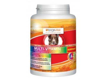 BOGAR bogavital MULTI-VITAMIN support, pes, 180 g/120 tablet vitamín c pro psy habeo.cz