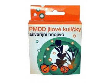 PMDD jílové kuličky
