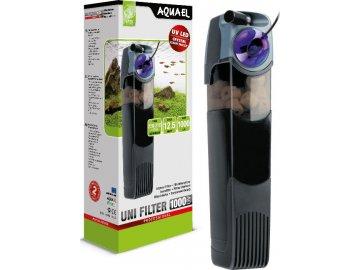 AQUAEL Uni Filter 500 UV Power, 500 l/h  uv filtr filter k čištění akvárií, akvarijní filtr