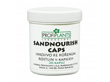 PROFIPLANTS Sandnourish caps