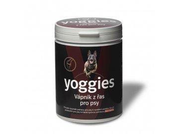 Yoggies doplnek potravy Vapnik z morskych ras pro psy 500g