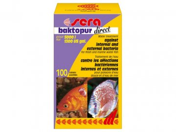 Sera baktopur direct 100 tab.