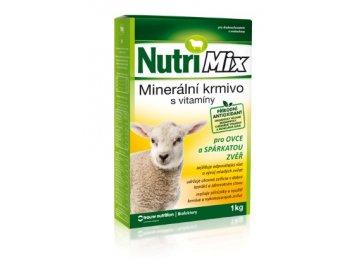 nutrimix ovce 3d pro web