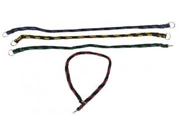 obojek nylon 40cm/6mm (Barva Zelená)