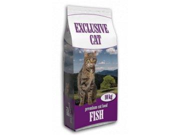 Premium Cat Food - Exclusive Cat Fish 10kg 28/8
