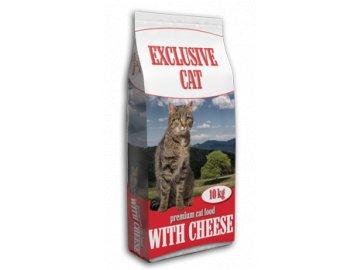 Premium Cat Food - Exclusive Cat With Cheese 28/8
