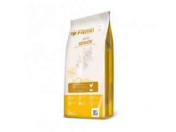 Fitmin Mini Senior kompletní krmivo pro psy 0,4 kg granule pro psy 4e47d56d f58c 509b e040 a8c0f3010b52