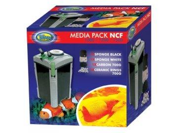 AQUA NOVA filtrační náplně NCF-1000, 1200, 1500